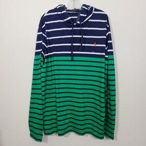 Polo Ralph Lauren Stripe Long Sleeves Men Shirt